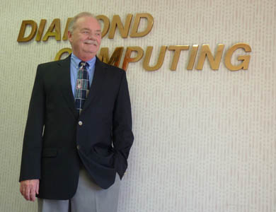 Jim Campbell, President of Diamond Computing